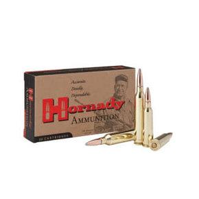 Hornady Hornady Match 303 Brit 150gr SP 20 per Box