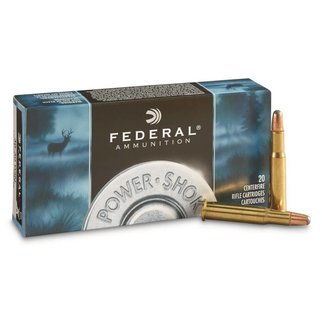 Federal Ammunition Federal Power-Shok 30-30 150 Gr. SP Box of 20