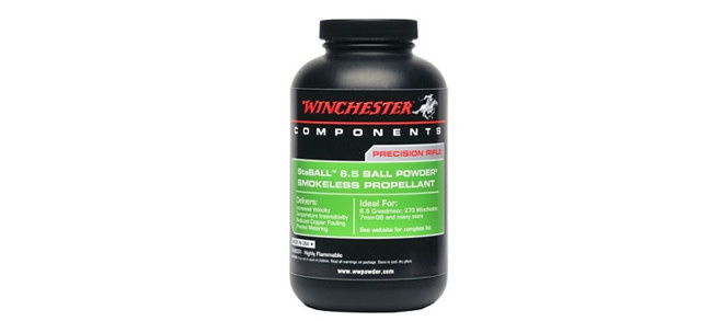 Winchester Winchester StaBALL 6.5 Smokeless Powder - 1lb