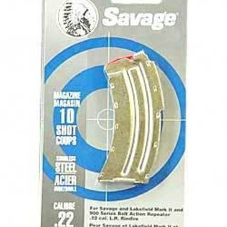 Savage Arms Savage Arms MARK II 22LR/17HM2 10 Shot Magazine