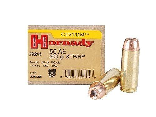 Hornady Hornady 50 AE 300 GR XTP Box of 20