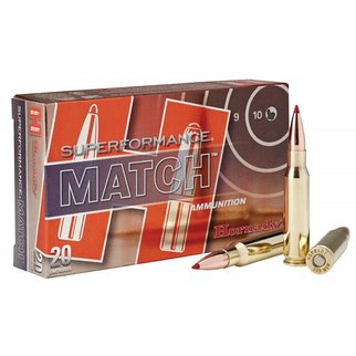 Hornady Hornady 308 WIN 178 GR BTHP Match SPF Box of  20