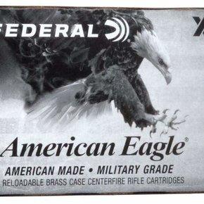 Federal Ammunition Federal 5.56x45 XM193X box of 20