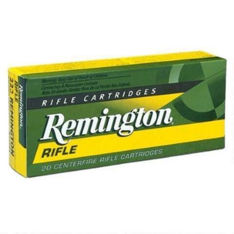Remington Remington Express 223 Remington 55 Grain Pointed Soft Point Box of 20