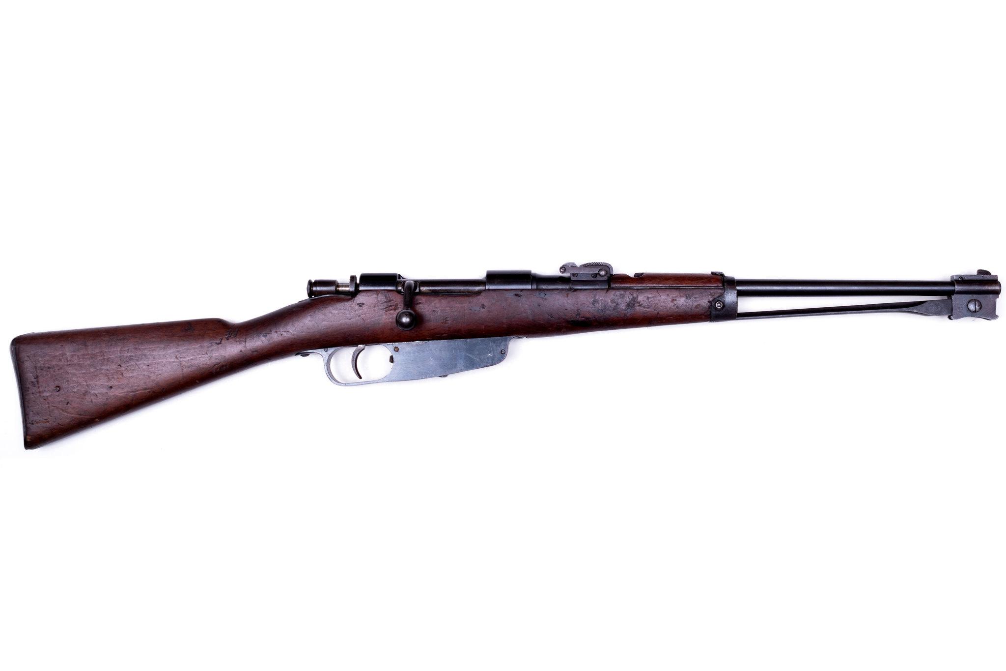 Carcano Surplus Rifle Carcano 6.5x52