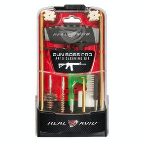 Real Avid Real Avid - Gun Boss Pro - AR15 Cleaning Kit