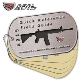 Real Avid Real Avid - AR15 Field Guide