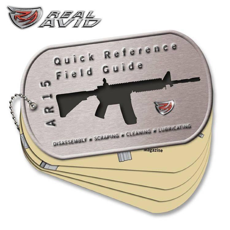 Real Avid Real Avid - AR15 Field Guide