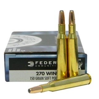 Federal Fusion 300 Winchester Magnum 180 Grain Spitzer Boat Tail Box