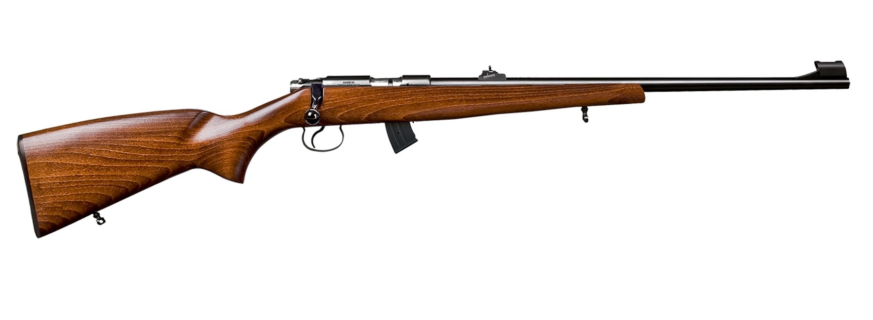 "CZ 455 SuperMatch .22LR 21"" barrel"