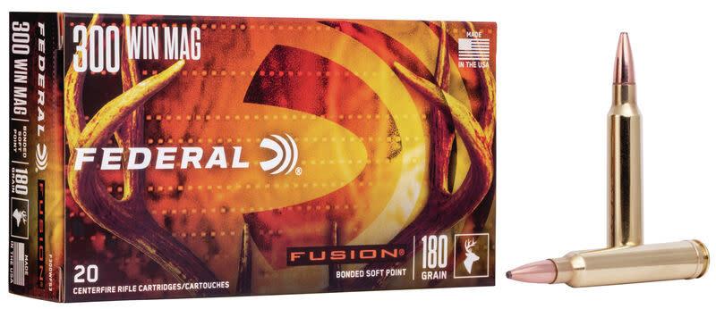 Federal Ammunition Federal Fusion .300 WIN MAG 150gr