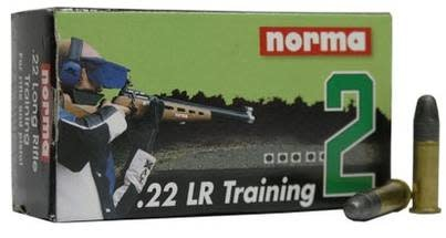 Norma 22LR Training
