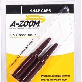 A-Zoom A-Zoom 6.5 Creedmoor Metal Snap Cap Pack of 2