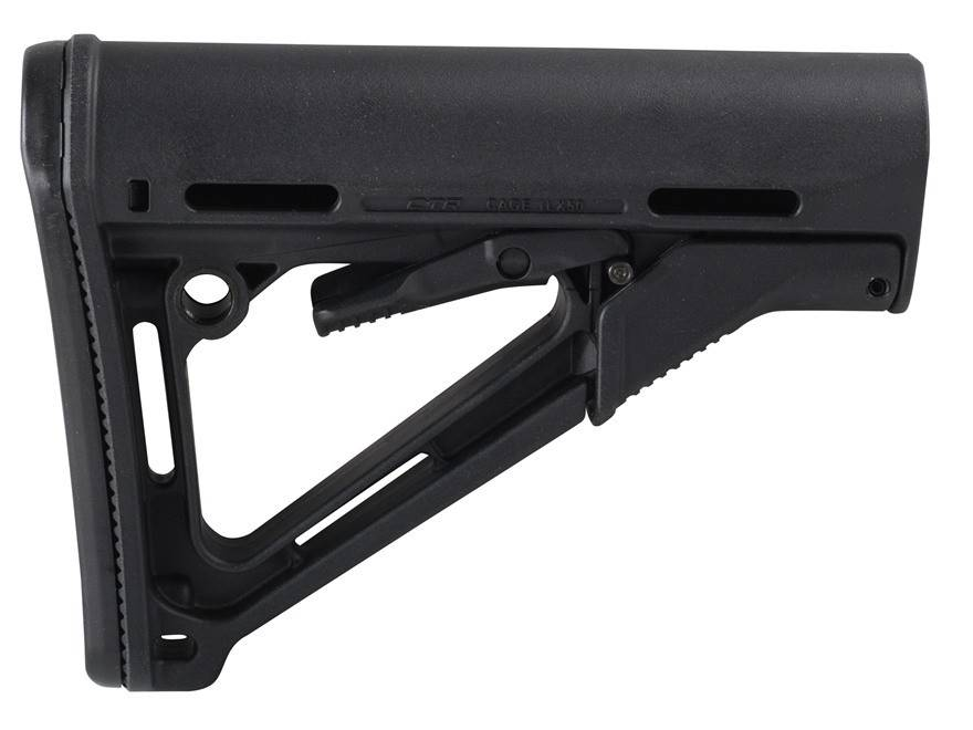 Magpul Magpul Stock CTR Collapsible AR-15 Carbine Synthetic