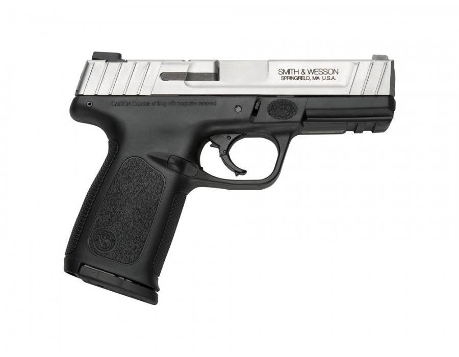 """Smith & Wesson SD9 VE, 9mm, Semi Auto Pistol, 4.25"""" Barrel, 10 Round"""