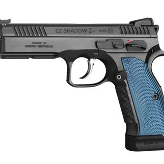 CZ CZ Shadow 2 Blue 9mm 5""