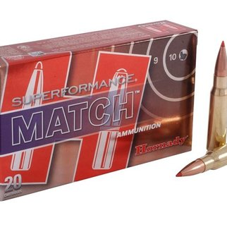 Hornady Hornady Superformance Match 308 Win 168 Grain ELD Match Box of 20
