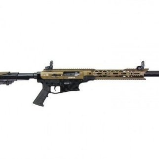 "Derya Derya Arms MK12, Tan/Black 12GA, 3"", 20"" Barrel"