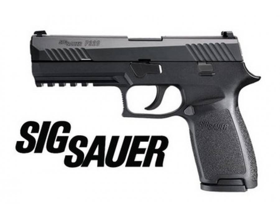 Sig Sauer Sig Sauer 320 9mm Contrast Sight