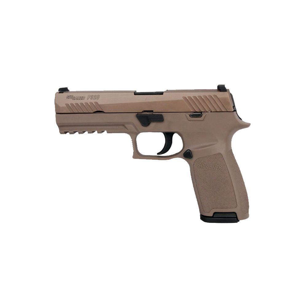 """Sig Sauer Sig Sauer P320 FDE 9mm, 4.7"""""""