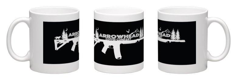 Arrowhead Coffee GUNSLINGER'S MUG - 15 OZ