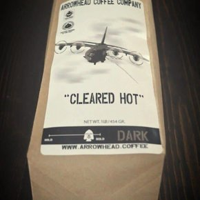 Arrowhead Coffee Arrowhead CLEARED HOT