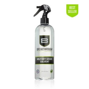 Breakthrough Clean Breakthrough Military-Grade Solvent 16 fl oz Spray Bottle