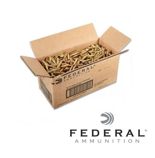 Federal Ammunition Federal American Eagle Loose Ammo .223, 55gr, 1000 Rounds