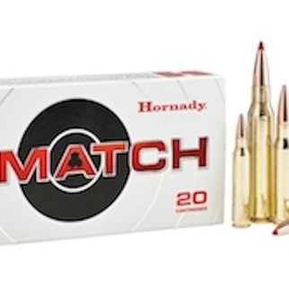 Hornady HORNADY MATCH 6.5 CREEDMOOR 140 GRAIN ELD MATCH