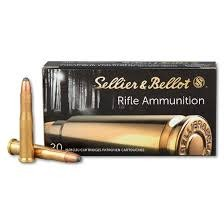 Sellier & Bellot Sellier & Bellot Ammunition 22 Hornet 45 Grain Soft Point Box Of 20