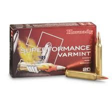 Hornady Hornady Superformance Varmint 204 Ruger 32 Grain V-MAX