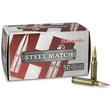 Hornady Hornady Steel Match 308 Winchester 155 Grain BTHP Box of 50