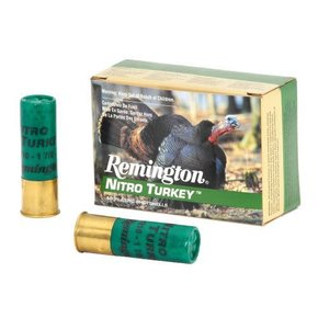 "Remington Remington 12 Gauge 3"" Nitro Turkey 6 Shot Box Of 10"