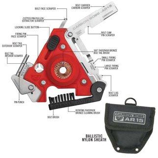 Real Avid Real Avid- Carbon Boss AR15 Multi-Tool