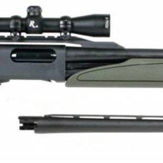 Remington Remington 20g, Model 870 Express Synthetic Pump-Action Shotgun Package – 2-7x32mm Scope