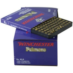 Winchester Winchester Large Rifle Primers Box of 1000
