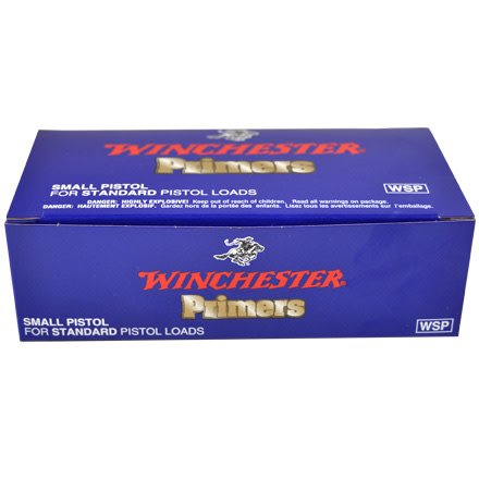 Winchester Winchester Small Rifle Primers Box Of 1000