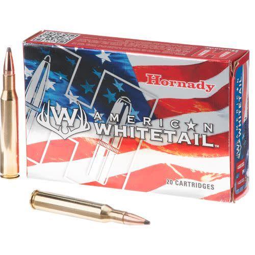 Hornady Hornady American Whitetail 270 Winchester 130 Grain Interlock Box Of 20