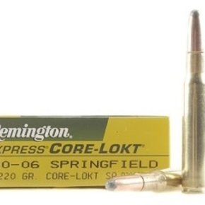 Remington Remington Core-Lokt 30-06 220 Grain SP