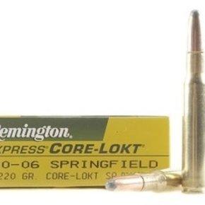 Remington Remington Core-Lokt 30-06 220 Grain SP