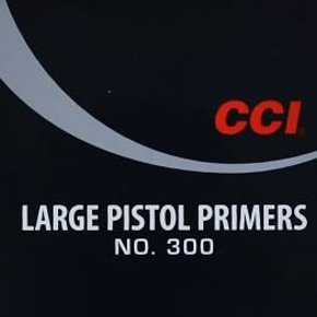 CCI CCI Large Pistol Primers 1000