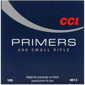 CCI CCI Small Rifle Primers 1000