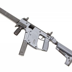 Kriss Vector Kriss Vector Gen II CRB Enhanced Semi-Auto Rifle 9mm Grey