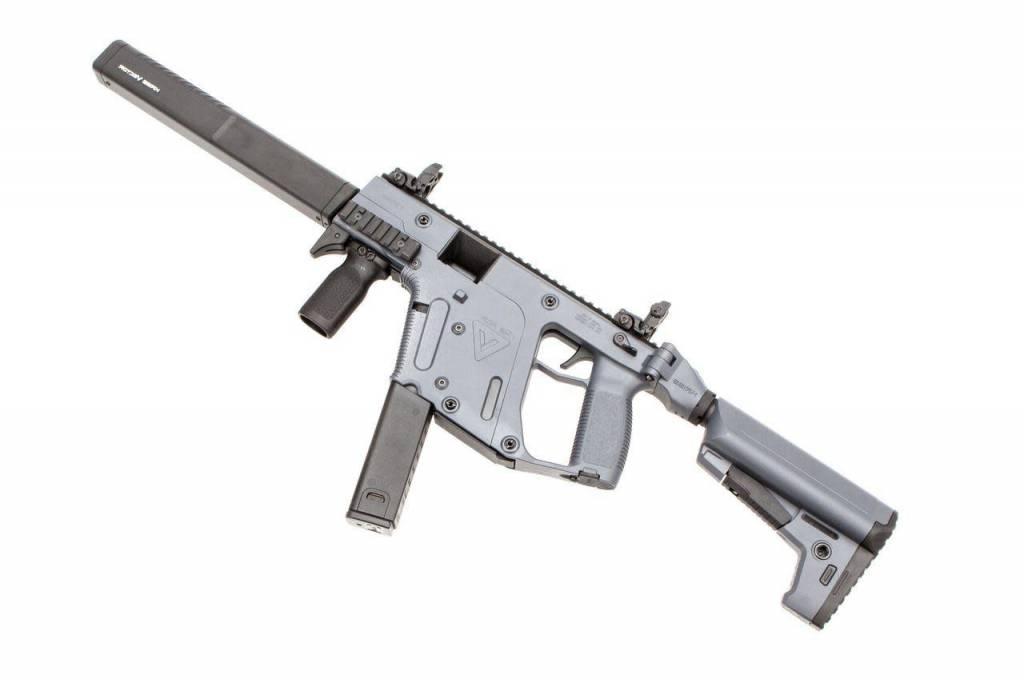 Kriss Vector Gen II CRB Enhanced Semi-Auto Rifle 9mm Grey