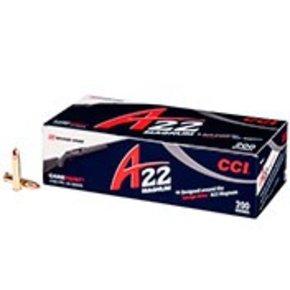 CCI CCI A22 22WMR 35gr. 200rds
