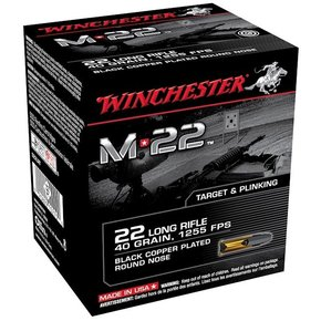 Winchester Winchester M22 .22LR Ammunition 400 rounds