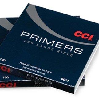 CCI CCI Large Rifle Primers 1000