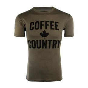 Black Rifle Coffee BRCC - COFFEE COUNTRY SHIRT - X-LARGE