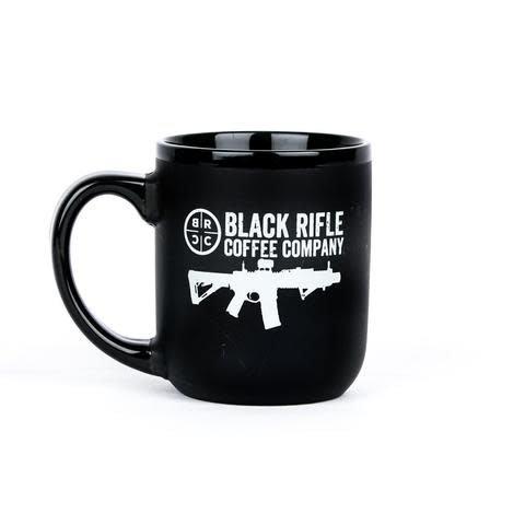Black Rifle Coffee BRCC CERAMIC COFFEE MUG