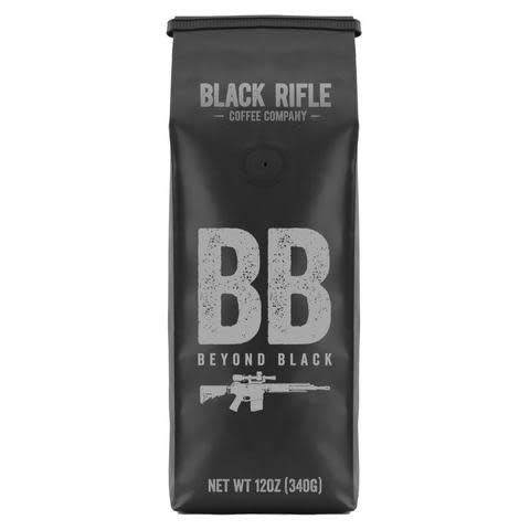 Black Rifle Coffee BRCC Beyond Black